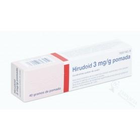 HIRUDOID 3 MG/G POMADA , 1 TUBO DE 40 G