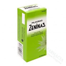 PILDORAS ZENINAS, 30 COMPRIMIDOS